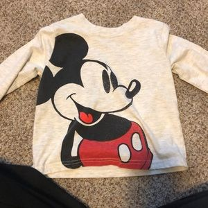 BOGO 1/2 sale!!! Kids Mickey Mouse shirt